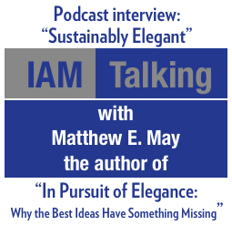 IAM Talking - Sustainably Elegant