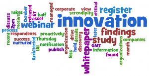2009 Innovation Research Wordle