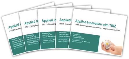applied_innovation_with_TRIZ
